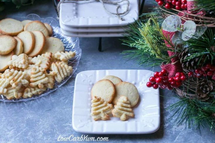 Low Carb Keto Cream Cheese Cookies